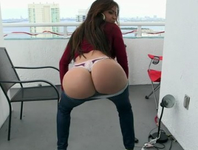 video relacionado La culona Julianna Vega follada a cuatro patas